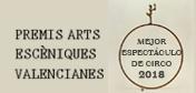 Premis Arts Esceniques Valencianes 2018