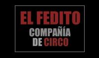 Logo compania de circo El Fedito